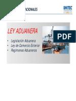 03 Ley Aduanera