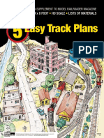 5 Easy Track Plans