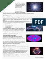 Teoría Del Universo