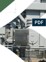 Análisis de Gases Disueltos y Humedad en Línea Para Transformadores