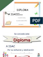 Diplomas Modelos 1