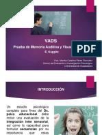 VADS (info + Tablas)