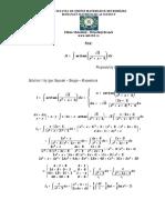 Integral Calculus 1