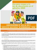Instructivo - SIMO