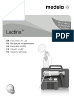 Manual de Uso Lactina Plus