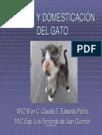 ORIGEN Y DOMESTIACION DEL GATO.pdf