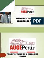 Principios y Fines de La Educación Peruana