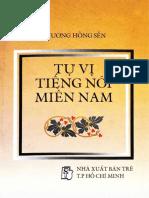 Vuong Hong Sen - Tu Vi Tieng Noi Mien Nam