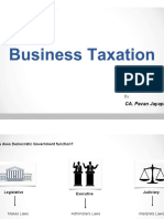 Intro to Taxation
