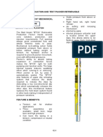 Botil Model BTCN Mechanical Set Packer