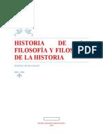 Pardo Tovar Andres - Historia de La Filosofia Y Filosofia de La Historia