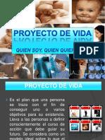 Presentacion Proyecto de Vida