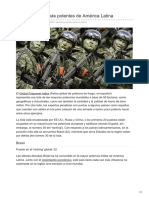 Actualidad.rt.Com-Los 7 Ejércitos Más Potentes de América Latina