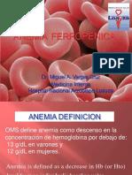 4. Anemia Ferropenica