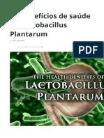 L. Plantarum 3