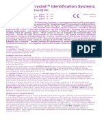 BD BBL, Crystal Identification Systems