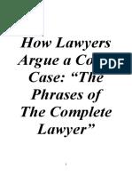 a4 Print Argument