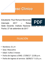 Caso Clinico Hematuria Paul
