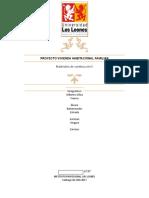 Trabajo Integrativo Materiales de Construccion - Taller II Final 3