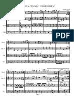 Hasta Cuando Hijo Perdido(Score)