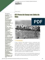 97) Prova de Carga Em Linha de Vida - Lan - Fundação e Obras Geotecnicas