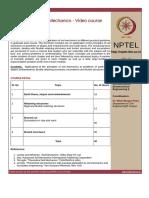 Application of Soil Mechanics Syllabus