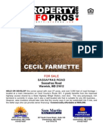 CC6649237 - 27 Acre Cecil Farmette