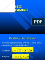 L32_Quadratic Programming - Modified Simplex algorithm.ppt