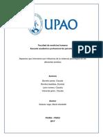 Monografia de Metodologia Violencia Psicologica