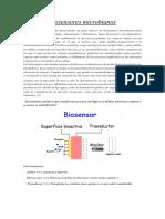 Biosensores microbianos