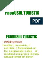 6 PRODUSUL TURISTIC+TIPOLOGIE