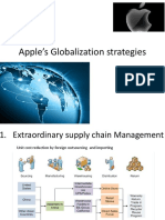 Apple's Globalization strategies.pptx