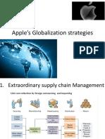 Apple's Globalization strategies.pptx