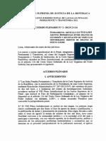 Acuerdo Plenario 02_2012 Extorsion y Receptación