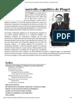 Piaget y Su Teoria