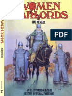 Tim Newark & Angus McBride - Women Warlords - An Illustrated Military History of Female Warriors