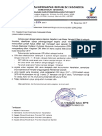 Teknis Pelaksanaan Outbreak Response Immunization (ORI) Difteri