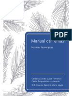 Manual Técnicas Quirurgicas