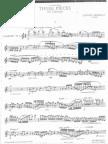 Lennox Berkeley - Three Pieces for Clarinet