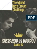 The World Chess Crown Challenge - Kasparov vs Karpov Seville 87.pdf