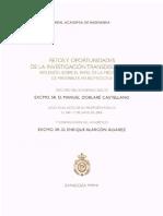 Manuel Doblaré Castellano_Retos y Oportunidades de la Investigación Transdisciplinar. Reflexiones sobre el Papel de la Mecánica de Materiales en Medicina.pdf