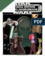 Saga Species Source Book