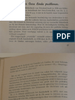 De stand der Oera Linda problemen / Aard en inhoud van het Oera Linda boek