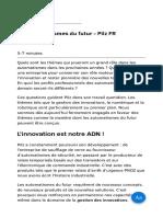 Les Automatismes Du Futur - Pilz FR
