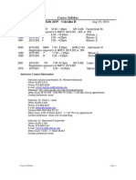 UT Dallas Syllabus for math2419.001.10f taught by   (mxf104220)