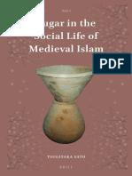 Sugar in Medieval Islam