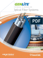 Blown Optical Fiber Mini Catalog