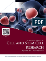 Cell and Stem Cell 2018 Brochure 1