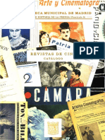 Revistas de Cine Catalogo