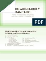 principios bancarios